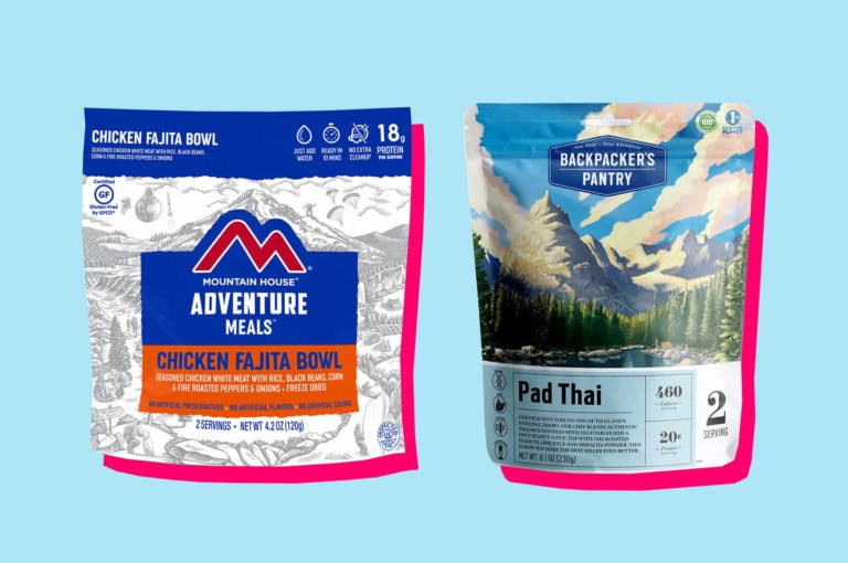 Backpackers Pantry versus Mountain House Meails featured