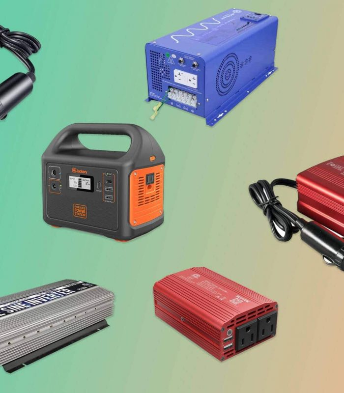 All inverters portable camping